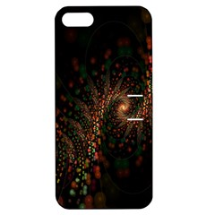 Multicolor Fractals Digital Art Design Apple Iphone 5 Hardshell Case With Stand by BangZart