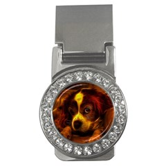 Cute 3d Dog Money Clips (cz)