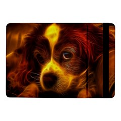 Cute 3d Dog Samsung Galaxy Tab Pro 10 1  Flip Case
