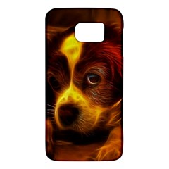 Cute 3d Dog Galaxy S6