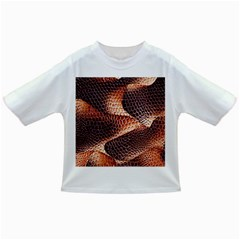 Snake Python Skin Pattern Infant/toddler T Shirts