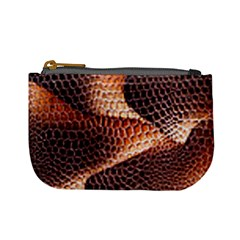 Snake Python Skin Pattern Mini Coin Purses