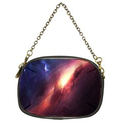 Digital Space Universe Chain Purses (one Side)