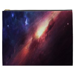 Digital Space Universe Cosmetic Bag (xxxl)