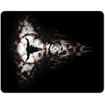 DREAMCATCHER Double Sided Fleece Blanket (Medium)