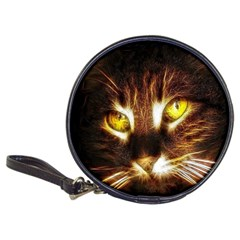 Cat Face Classic 20 Cd Wallets