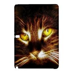 Cat Face Samsung Galaxy Tab Pro 10 1 Hardshell Case