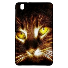 Cat Face Samsung Galaxy Tab Pro 8 4 Hardshell Case