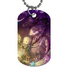 Cartoons Video Games Multicolor Dog Tag (two Sides) by BangZart