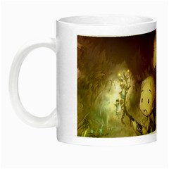 Cartoons Video Games Multicolor Night Luminous Mugs