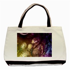 Cartoons Video Games Multicolor Basic Tote Bag