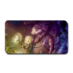Cartoons Video Games Multicolor Medium Bar Mats