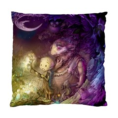 Cartoons Video Games Multicolor Standard Cushion Case (one Side) by BangZart