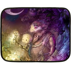 Cartoons Video Games Multicolor Double Sided Fleece Blanket (mini)  by BangZart