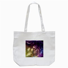 Cartoons Video Games Multicolor Tote Bag (white)