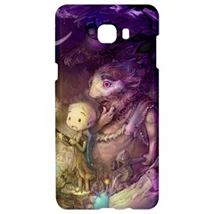 Cartoons Video Games Multicolor Samsung C9 Pro Hardshell Case  by BangZart