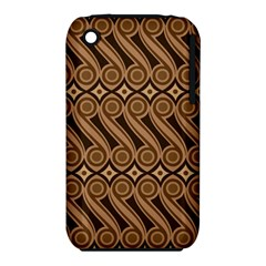 Batik The Traditional Fabric Iphone 3s/3gs by BangZart
