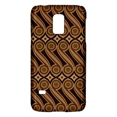 Batik The Traditional Fabric Galaxy S5 Mini