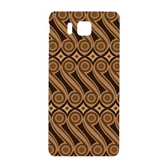 Batik The Traditional Fabric Samsung Galaxy Alpha Hardshell Back Case