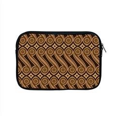Batik The Traditional Fabric Apple Macbook Pro 15  Zipper Case