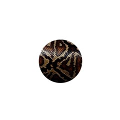 Snake Skin Olay 1  Mini Buttons by BangZart
