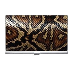 Snake Skin Olay Business Card Holders