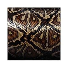 Snake Skin Olay Acrylic Tangram Puzzle (6  X 6 ) by BangZart