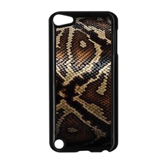 Snake Skin Olay Apple Ipod Touch 5 Case (black)