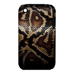 Snake Skin Olay Iphone 3s/3gs by BangZart