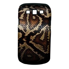 Snake Skin Olay Samsung Galaxy S Iii Classic Hardshell Case (pc+silicone) by BangZart