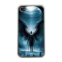 Rising Angel Fantasy Apple Iphone 4 Case (clear)