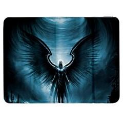Rising Angel Fantasy Samsung Galaxy Tab 7  P1000 Flip Case by BangZart