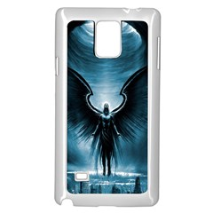 Rising Angel Fantasy Samsung Galaxy Note 4 Case (white)