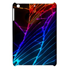 Cracked Out Broken Glass Apple Ipad Mini Hardshell Case by BangZart