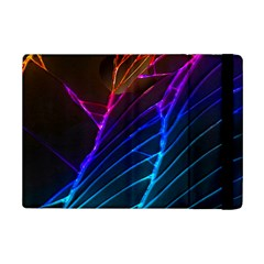 Cracked Out Broken Glass Ipad Mini 2 Flip Cases