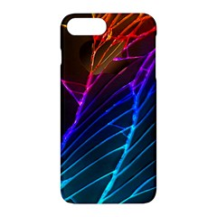 Cracked Out Broken Glass Apple Iphone 7 Plus Hardshell Case