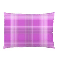 Seamless Tartan Pattern Pillow Case