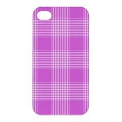 Seamless Tartan Pattern Apple Iphone 4/4s Hardshell Case