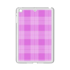 Seamless Tartan Pattern Ipad Mini 2 Enamel Coated Cases by BangZart