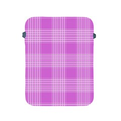 Seamless Tartan Pattern Apple Ipad 2/3/4 Protective Soft Cases by BangZart
