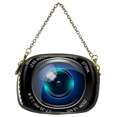 Camera Lens Prime Photography Chain Purses (two Sides)