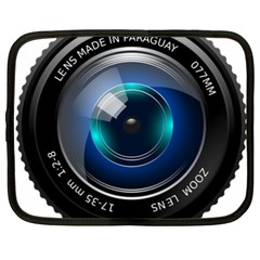Camera Lens Prime Photography Netbook Case (xxl)