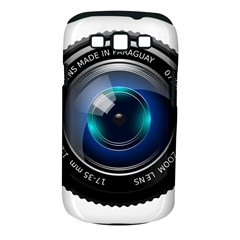 Camera Lens Prime Photography Samsung Galaxy S Iii Classic Hardshell Case (pc+silicone)