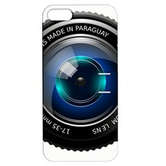 Camera Lens Prime Photography Apple Iphone 5 Hardshell Case With Stand
