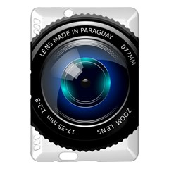 Camera Lens Prime Photography Kindle Fire Hdx Hardshell Case by BangZart