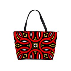 Traditional Art Pattern Shoulder Handbags by BangZart