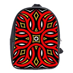 Traditional Art Pattern School Bags(large)