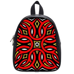 Traditional Art Pattern School Bags (small)