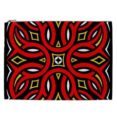 Traditional Art Pattern Cosmetic Bag (xxl)  by BangZart