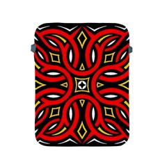 Traditional Art Pattern Apple Ipad 2/3/4 Protective Soft Cases